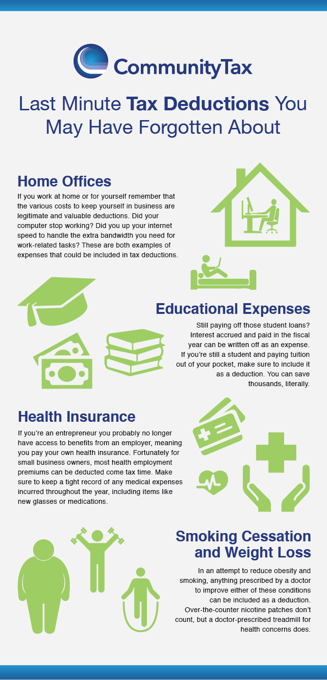 Tax deductions you probably didnt know about community tax tax deductions you probably didnt know about solutioingenieria Images