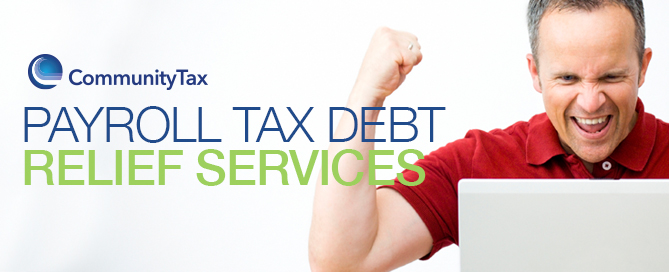 Payroll Tax Debt Relief Services