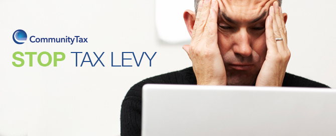 Stop Tax Levy