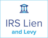 IRS Lien and Levy