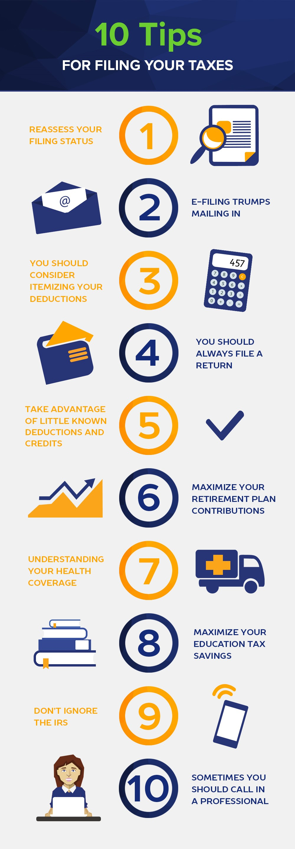 How to Determine Your Tax Filing Status