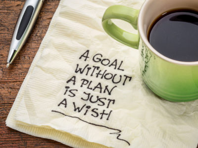 Setting Financial Goals: 4 Short Term Financial Goals