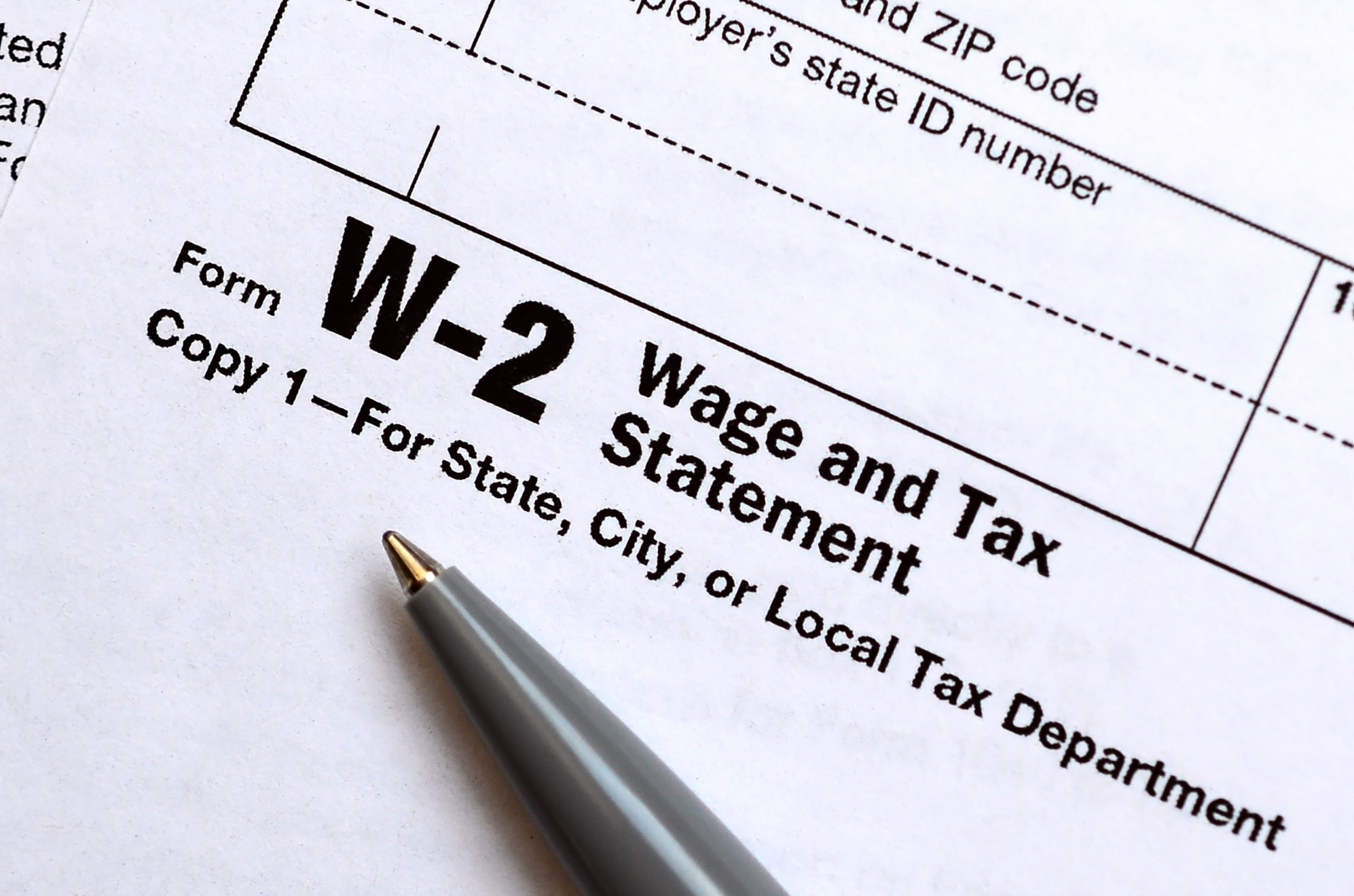 ¿Perdiste tu formulario W2? No hay problema Ayuda con el W2 perdido