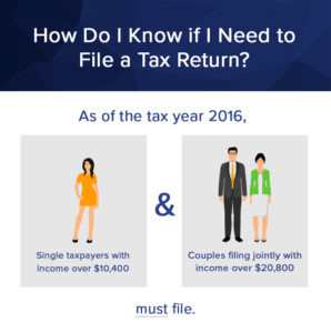 unfiled taxes help