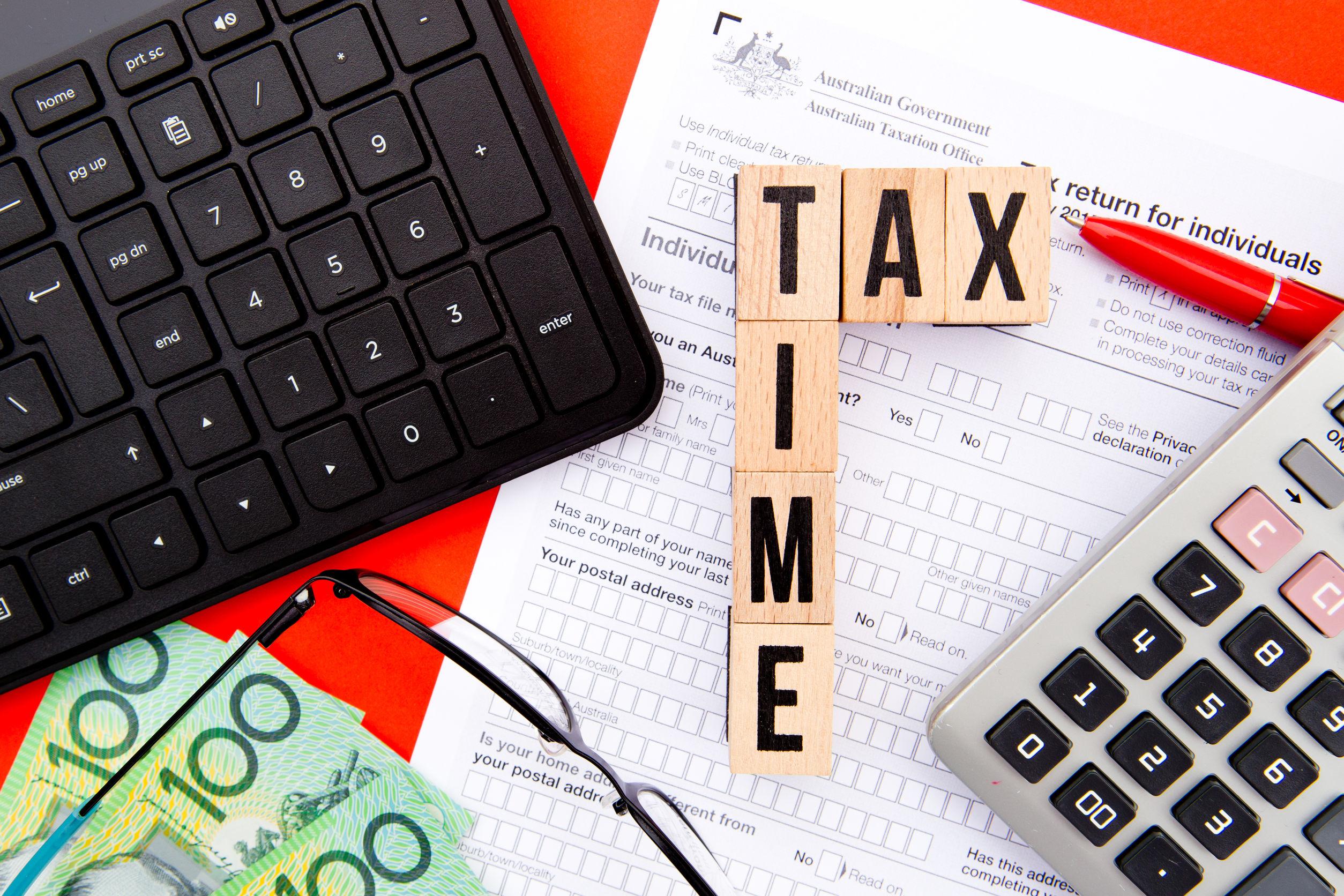 Last Second Tax Tips | Community Tax