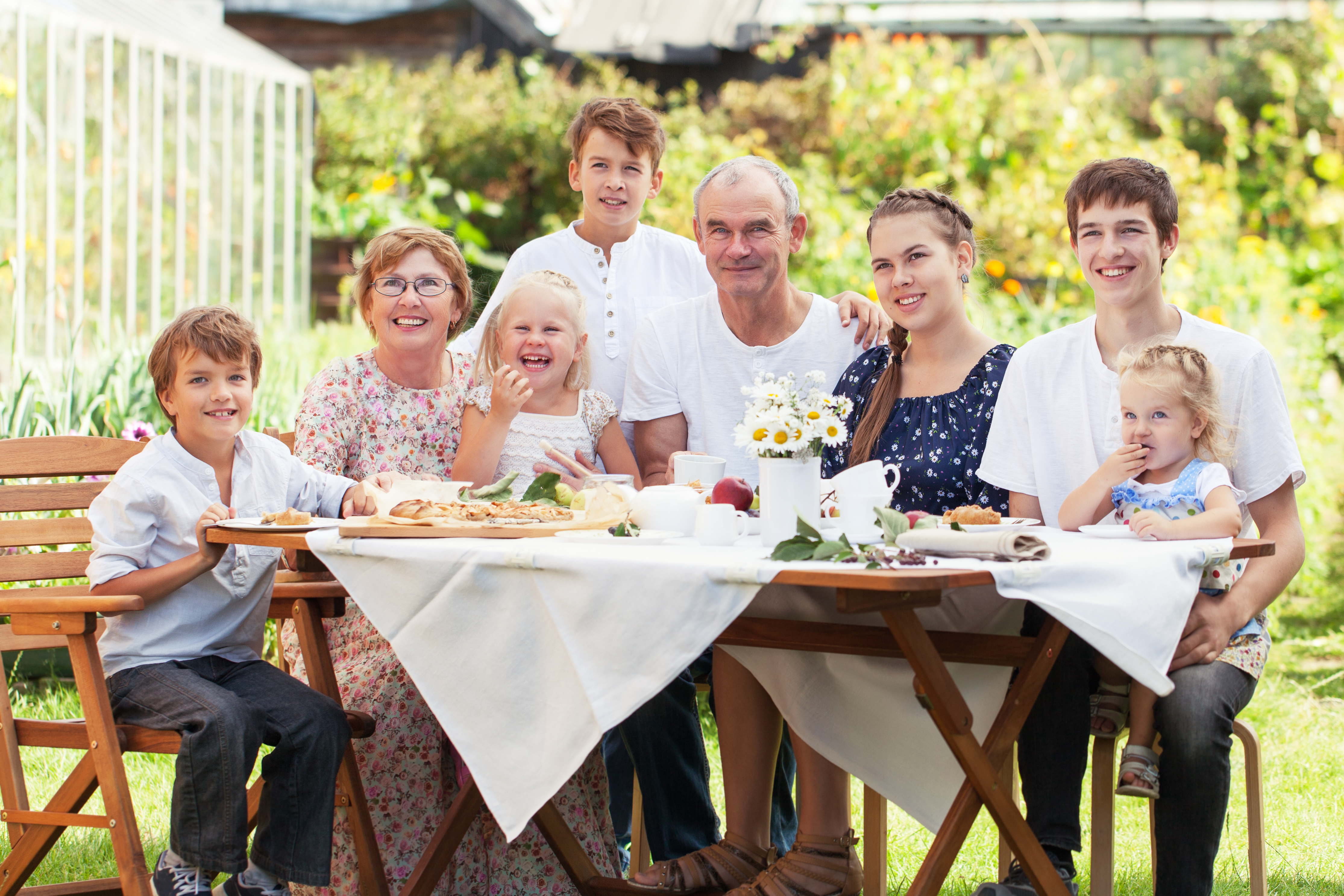 financial considerations for large families community tax