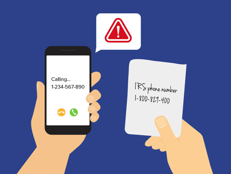 Irs Phone Scams Look Out For Telephone Calls From Irs Impostors