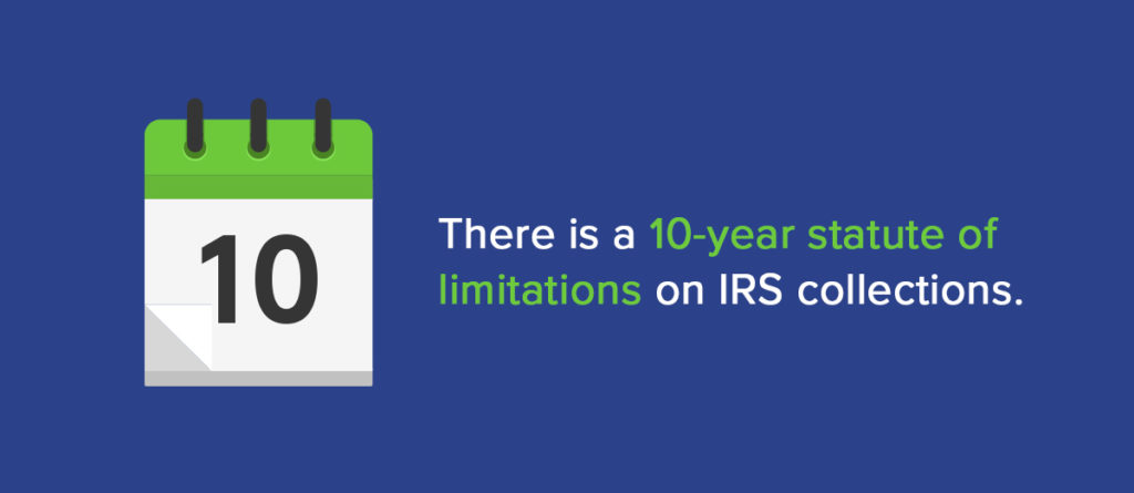 IRS-statute-of-limitations-on-collections
