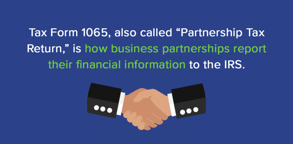 partnership-tax-return