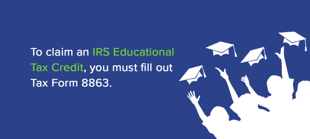 form 8863: instructions & information on the education credit form