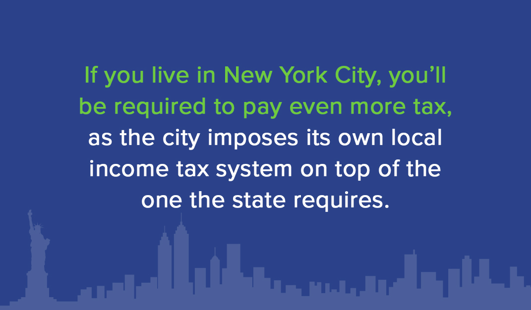 New York State Taxes & Tax Rates: A Guide to NY State Taxation