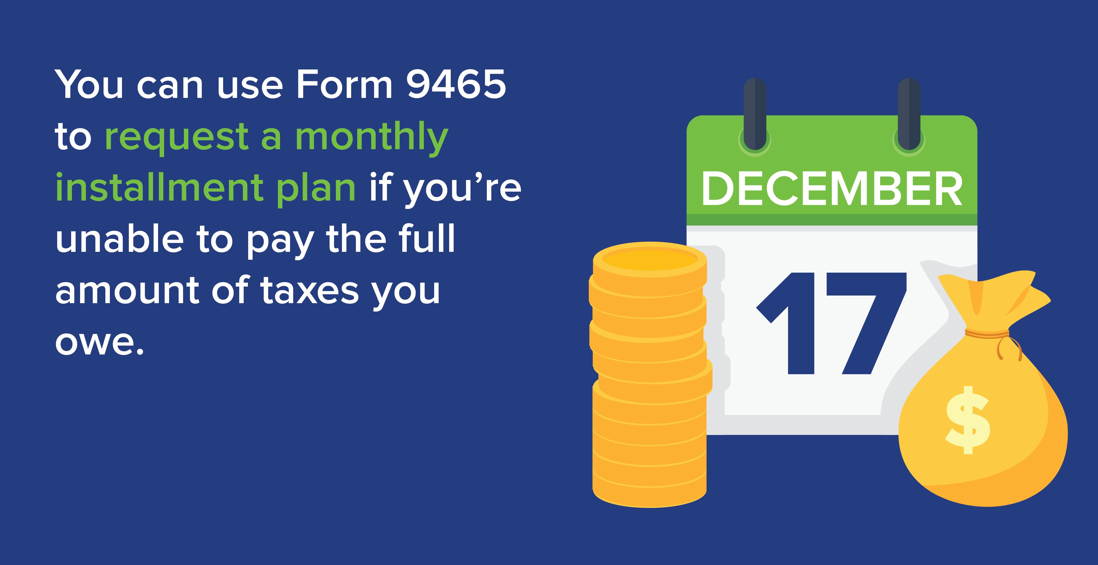 Tax-form-9465