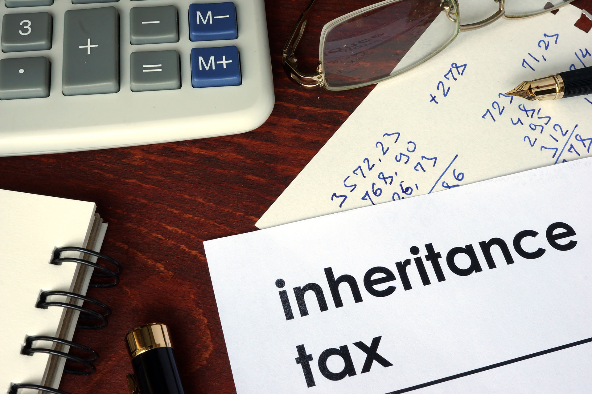 How Much is Inheritance Tax?