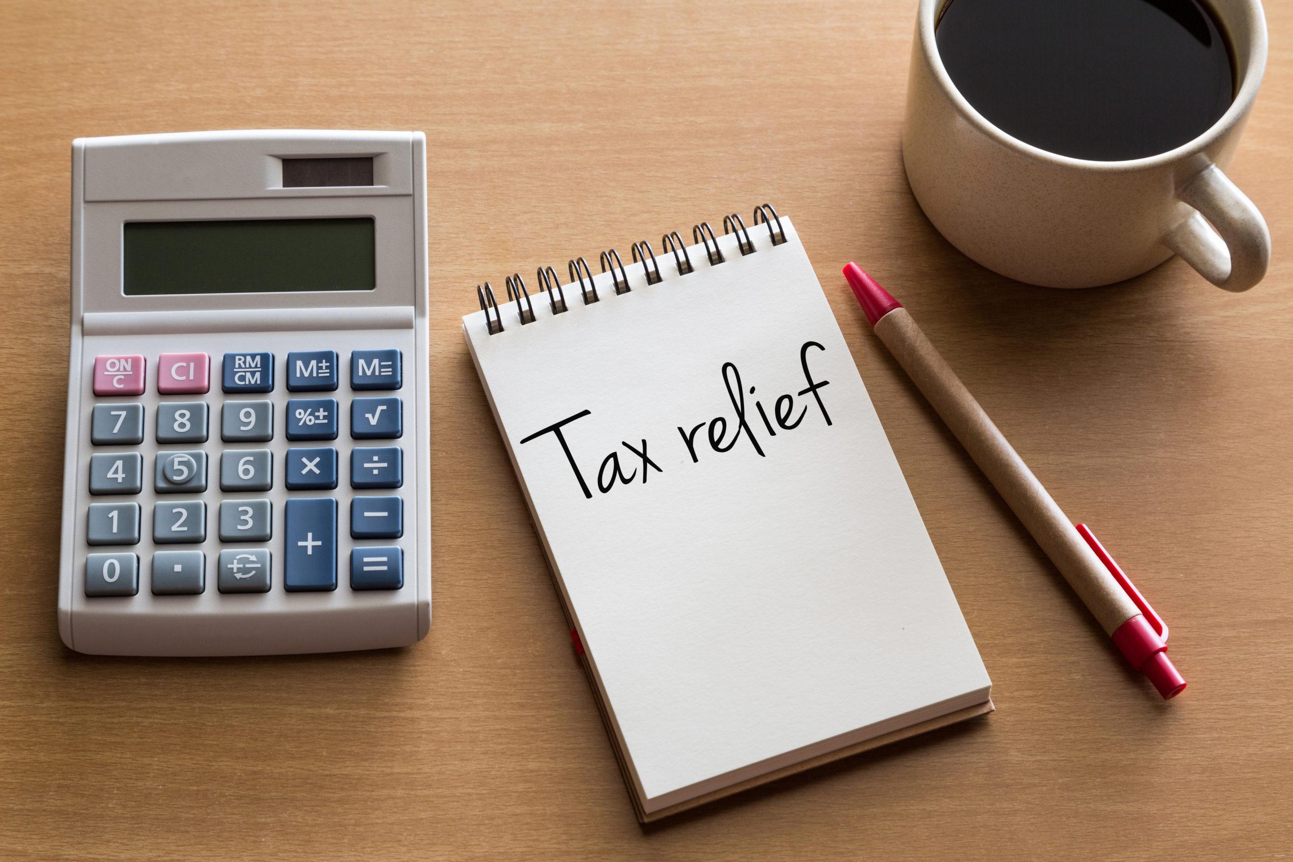 Alivio fiscal: qué es, elegibilidad, programas y todo lo que debe saber