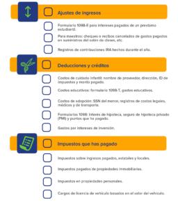 checklist-para-la-preparacion-de-impuestos