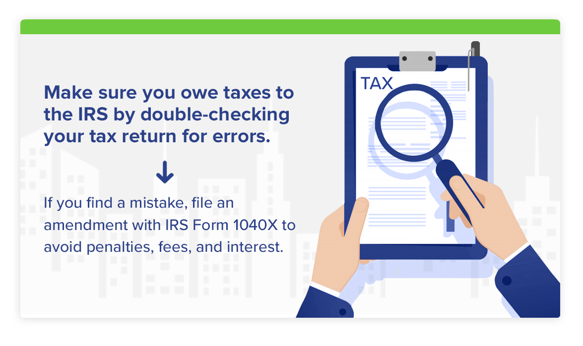 how to pay back income taxes
