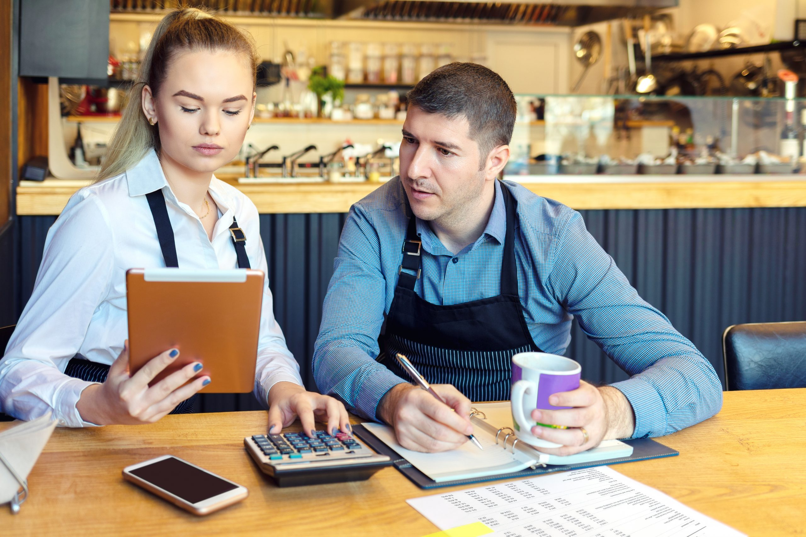 Can I Start a Business If I Owe Taxes?