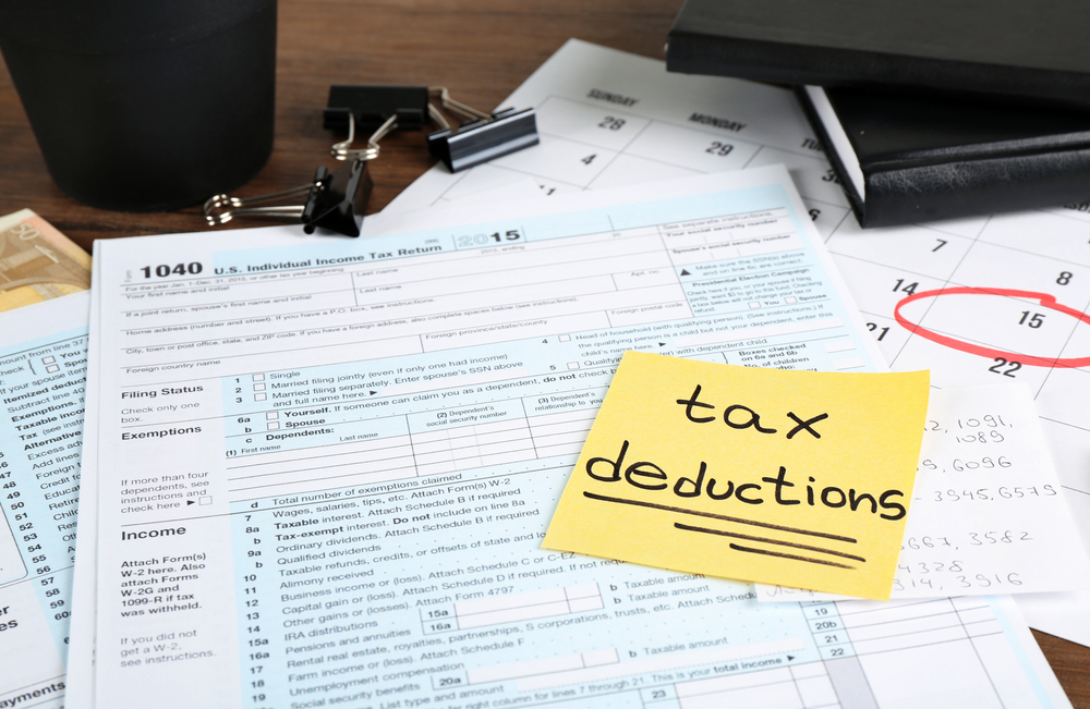 Is Paid Interest on Debt Tax-Deductible?