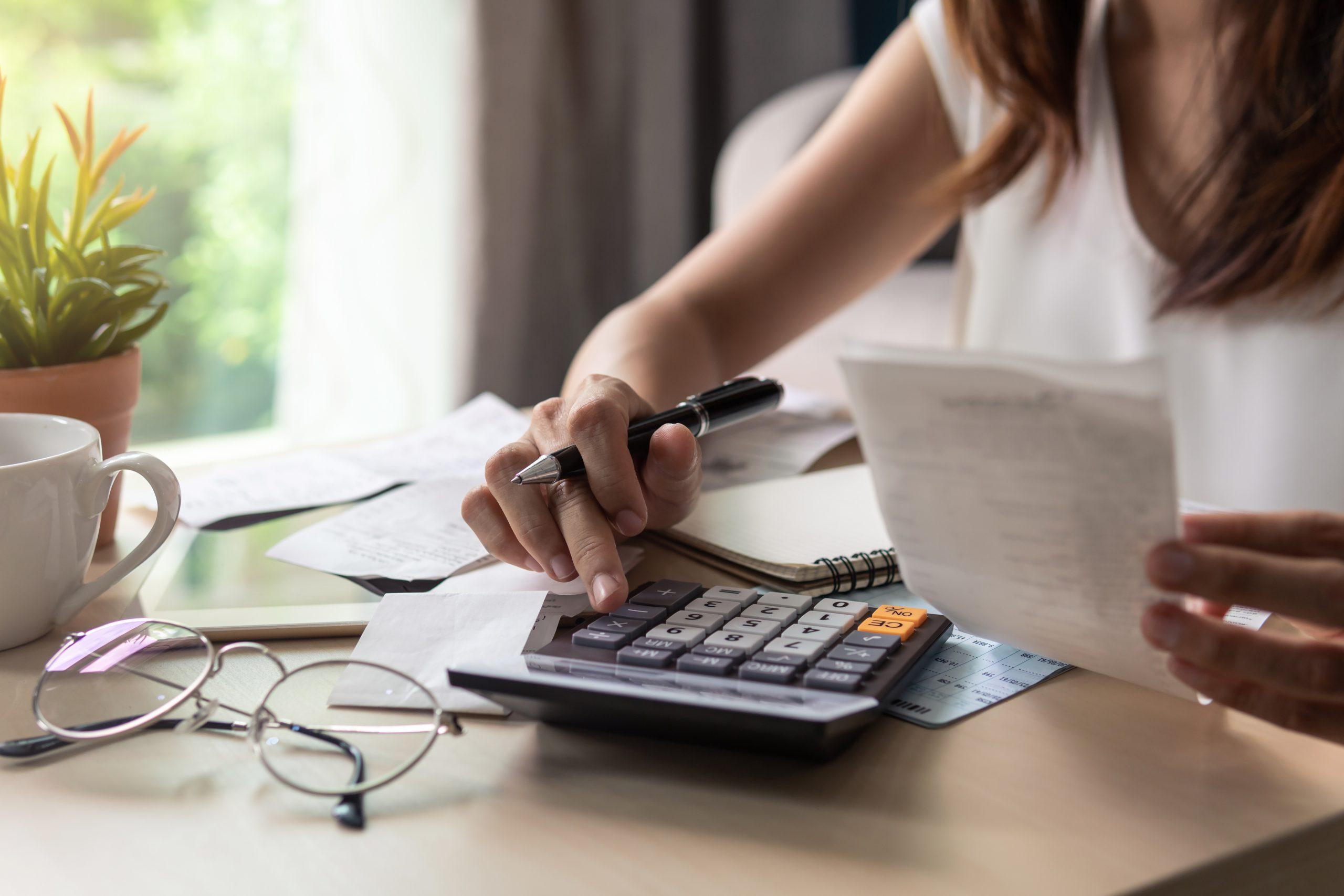 La quiebra y los impuestos