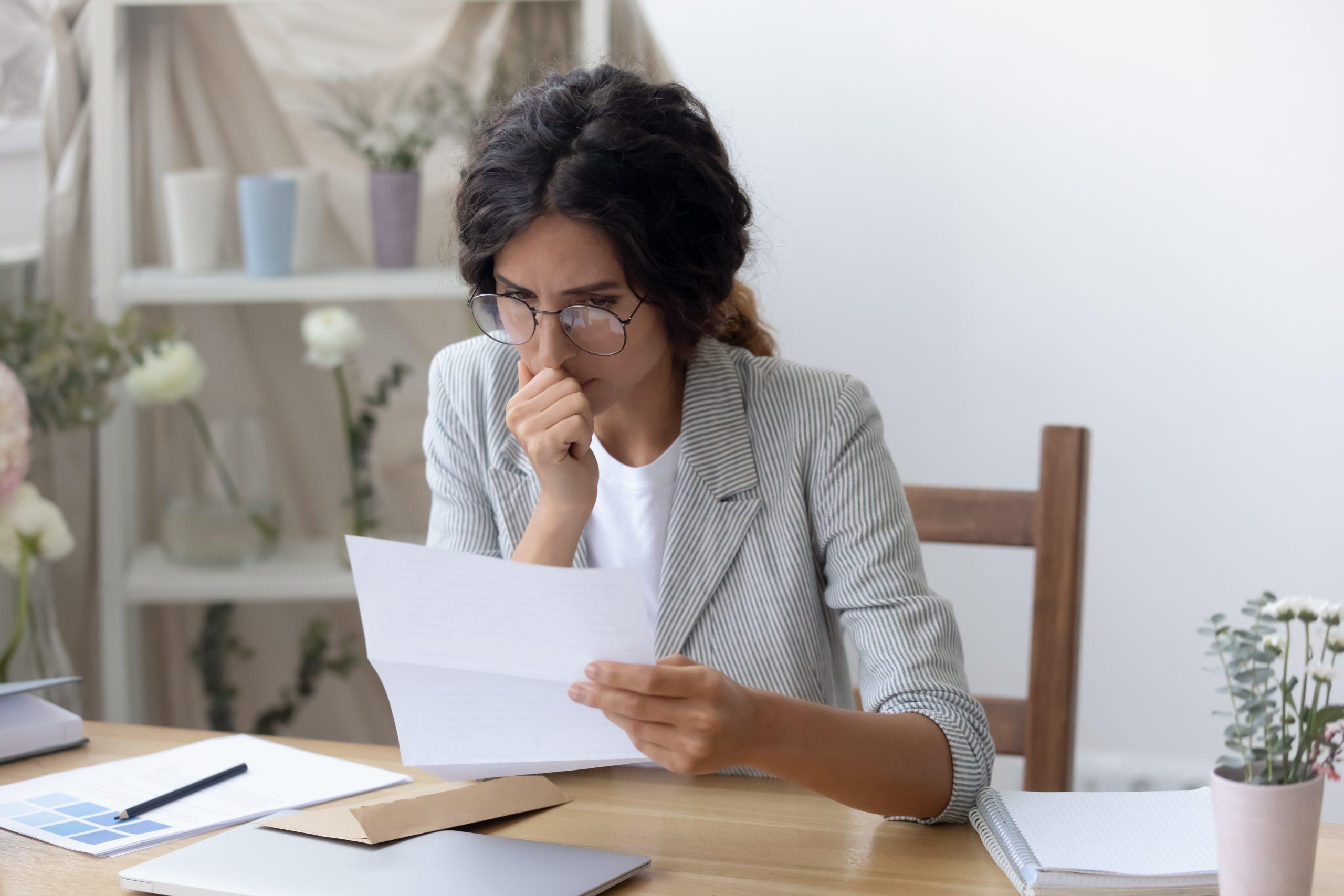 Aviso de incumplimiento o apelación: cartas de 90 y 30 días del IRS