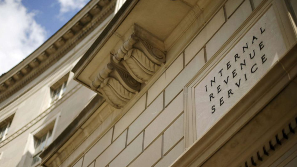 Guess Who's Back — The IRS Ramps Up Operations Again